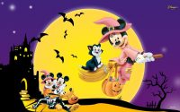 Disney Halloween Wallpaper 6