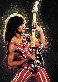 Eddie Van Halen Photo 14