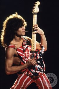 Eddie Van Halen Photos Wallpaper Sun