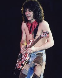 Eddie Van Halen Photo 10