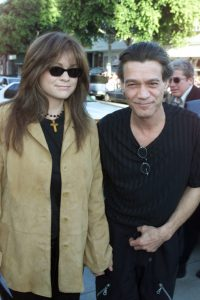 Eddie Van Halen and Valerie Bertinelli Pictures 23