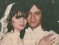 Eddie Van Halen and Valerie Bertinelli Pictures 12