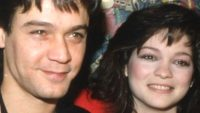 Eddie Van Halen and Valerie Bertinelli Pictures 9