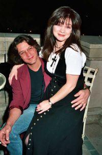 Eddie Van Halen and Valerie Bertinelli Pictures 25