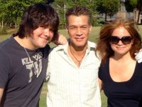 Eddie Van Halen and Valerie Bertinelli Pictures 14