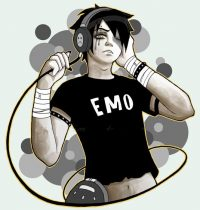 Emo Wallpaper 42