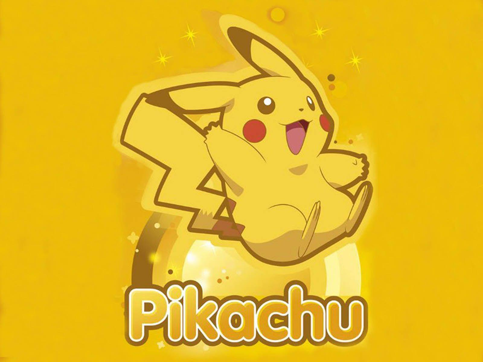Pikachu Wallpaper 2