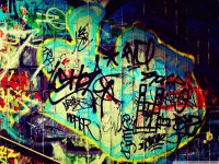 Graffiti Wallpaper 5