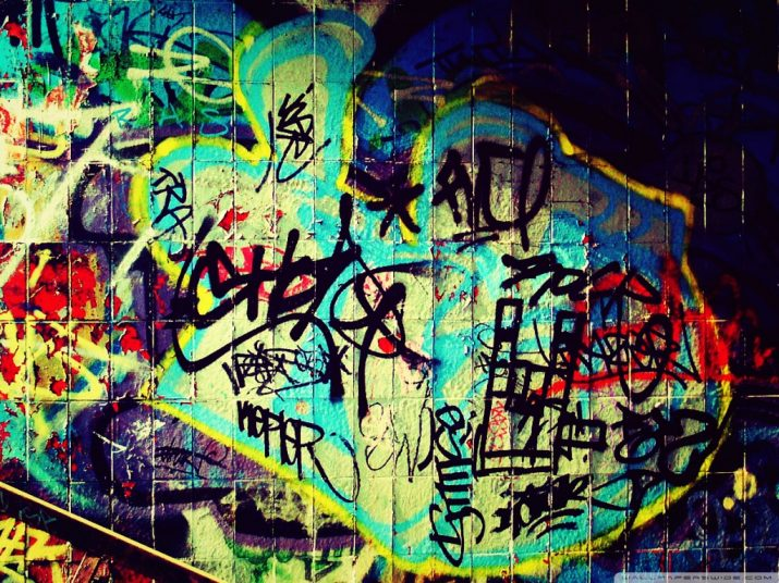 Graffiti Wallpaper 1