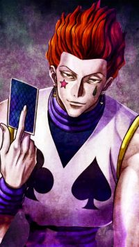Hisoka Wallpaper 6