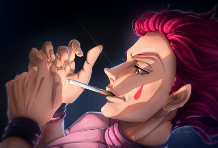 Hisoka Wallpaper 1