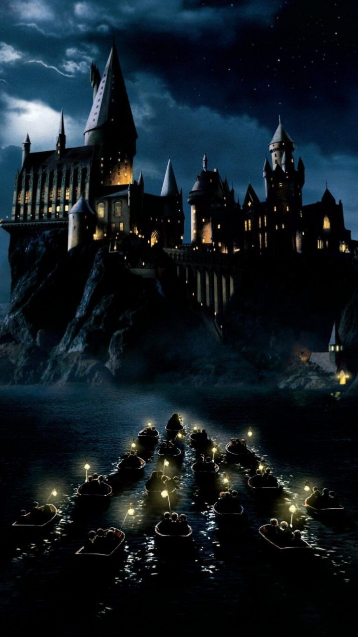 Hogwarts Wallpaper 1