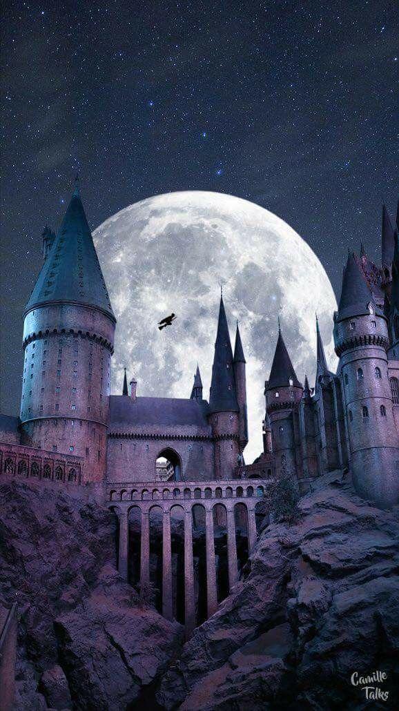 Hogwarts Wallpaper 1