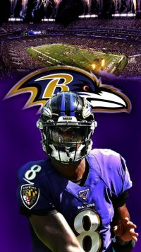 Lamar Jackson Wallpaper 1