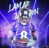 Lamar Jackson Wallpaper 9