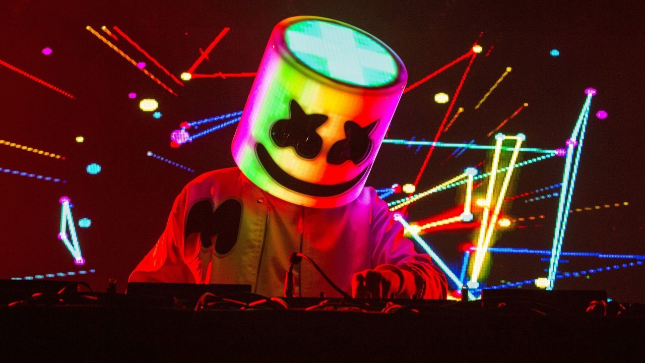 Marshmello wallpaper 2