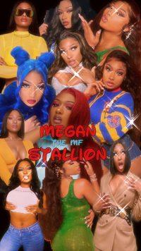 Megan Thee Stallion Wallpaper 15