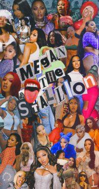 Megan Thee Stallion Wallpaper 9