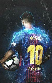 Messi Wallpaper 18