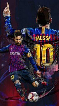 Messi Wallpaper 25