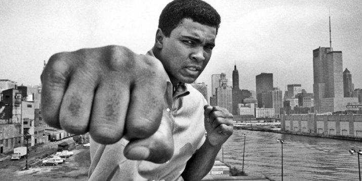 Muhammad Ali Wallpaper 1