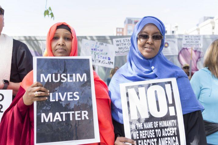 Muslim Lives Matter Wallpaper 1