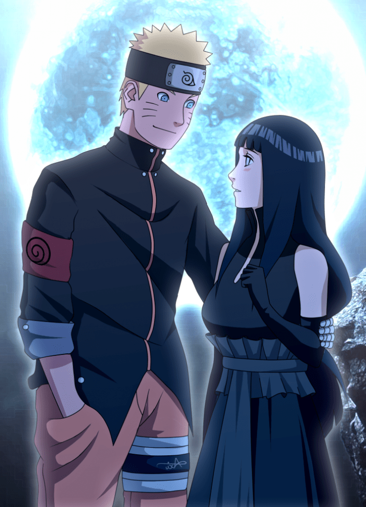 Naruto And Hinata Wallpaper 5 e1603228254376