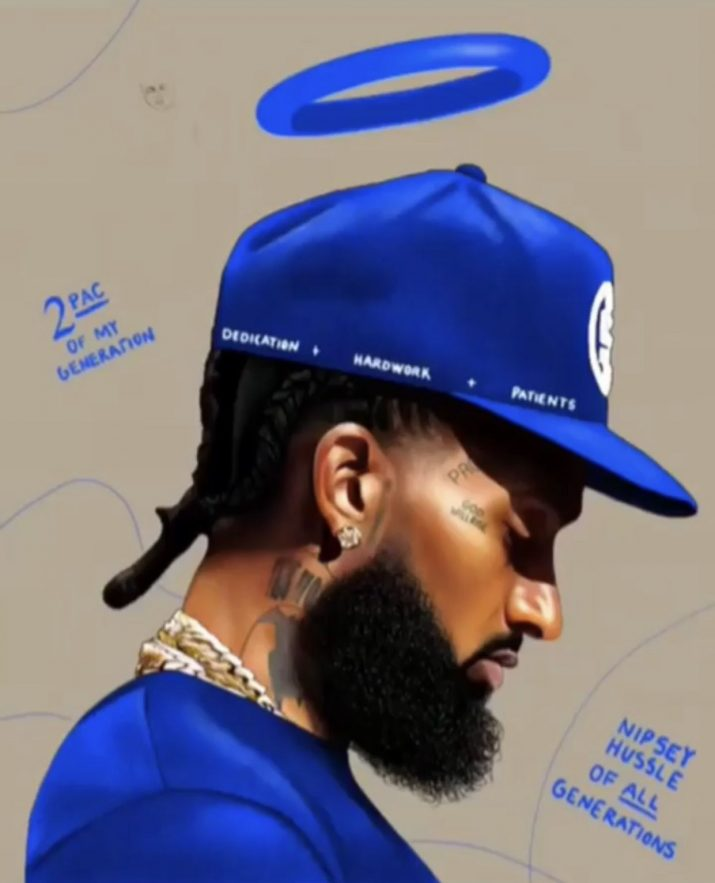 Nipsey Hussle Wallpaper 1