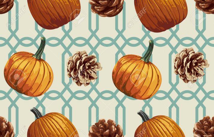 Pumpkin Desktop Wallpaper 1