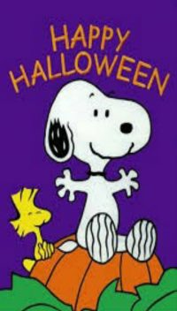 Snoopy Halloween Wallpaper 10