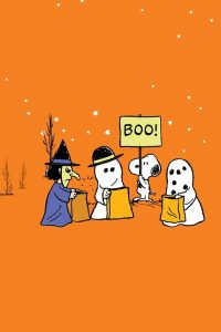 Snoopy Halloween Wallpaper 16