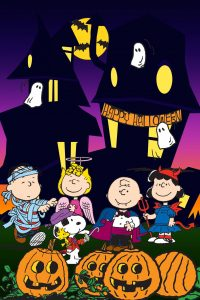 Snoopy Halloween Wallpaper 4