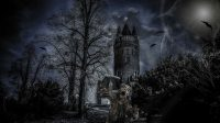 Spooky Wallpaper 10
