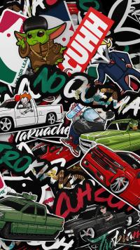 Takuache Wallpaper 6