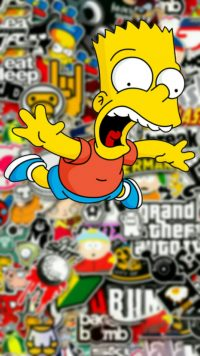 The Simpsons Wallpaper 25