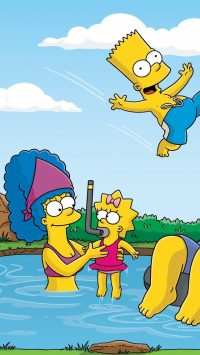 The Simpsons Wallpaper 46