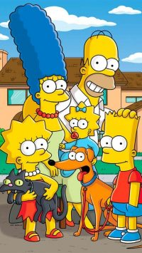The Simpsons Wallpaper 1