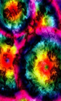 Tie Dye Wallpaper 43
