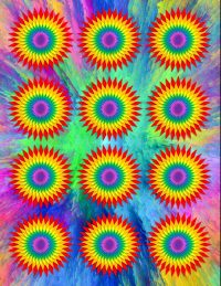 Tie Dye Wallpaper 24