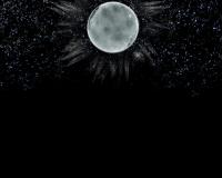 Moon and stars wallpaper 15