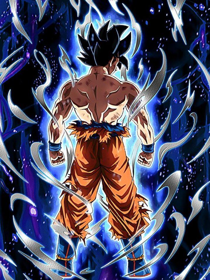 Goku Ultra Instinct Wallpaper - Wallpaper Sun