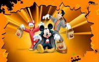 Disney Halloween Wallpaper 1