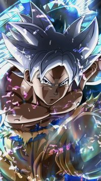 Goku Ultra Instinct Wallpaper 18