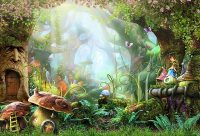 Alice In Wonderland wallpaper 26