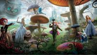 Alice In Wonderland Wallpaper 14