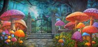 Alice In Wonderland Wallpaper 25