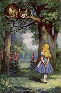Alice In Wonderland Wallpaper 6
