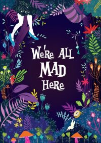 Alice In Wonderland Wallpaper 2
