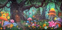 Alice In Wonderland Wallpaper 21