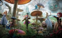Alice In Wonderland Wallpaper 19